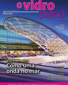 oVidro Plano (Abravidro): Like a Wave in the sea