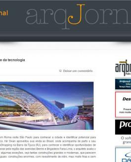 ArqJornal: The importance of technologic design