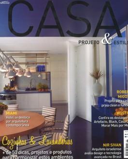 CASA projeto&estilo on Architecture