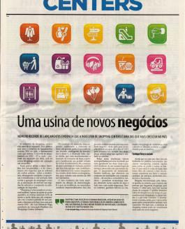 O Globo: Shopping center, Onda Carioca