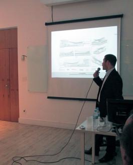 University Belas Artes Sao Paulo, Lecture by Nir Sivan