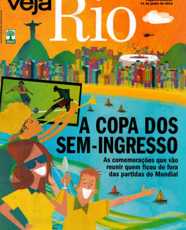 Veja Rio: The biggest becomes bigger