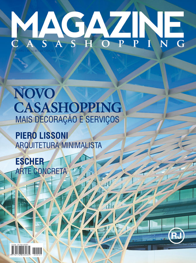 Casa shopping magazine 49 nir sivan architects for Casa magazine