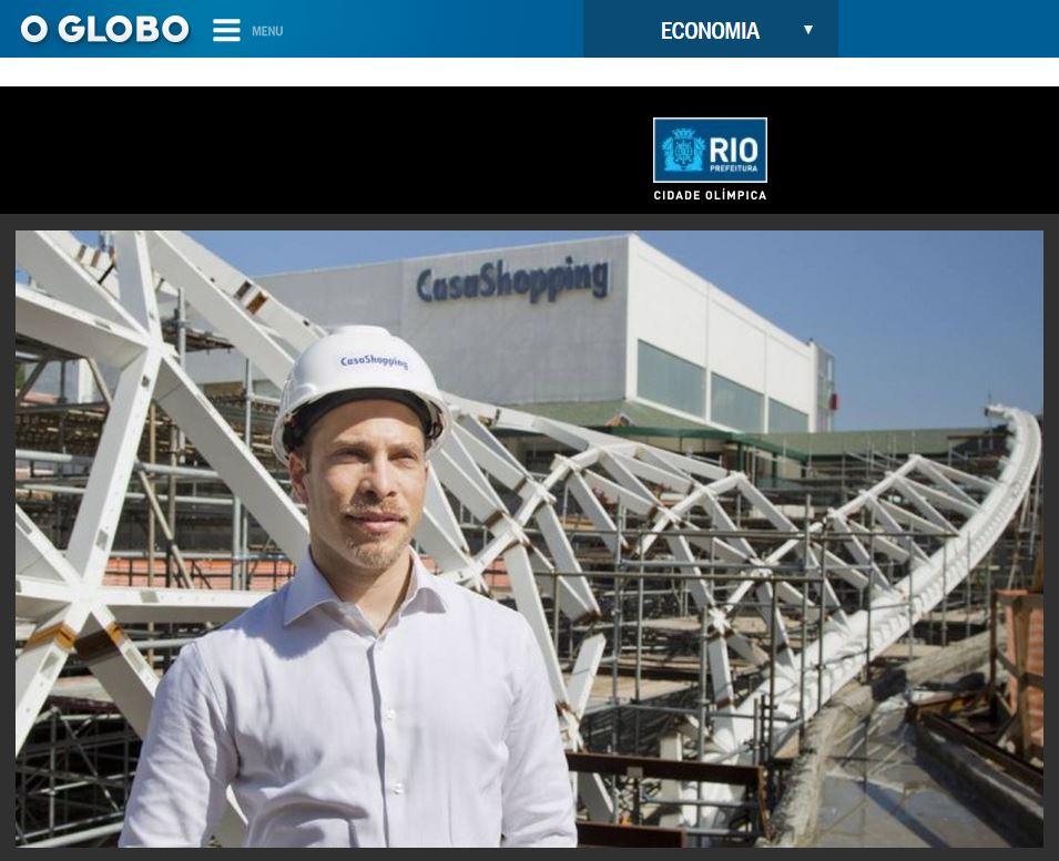 O globo the olympic city onda carioca construction initiation nir sivan architects - Oglo o ...