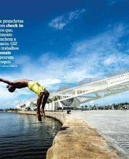 """GIZ Brasil """"International Architects who contribute to Brazil's beauty"""""""