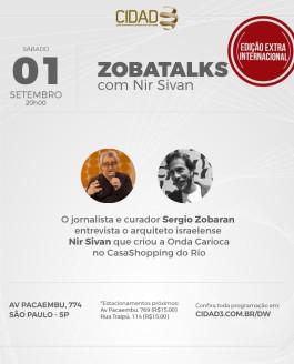 São Paulo, Brazil, Interview in Cidad3
